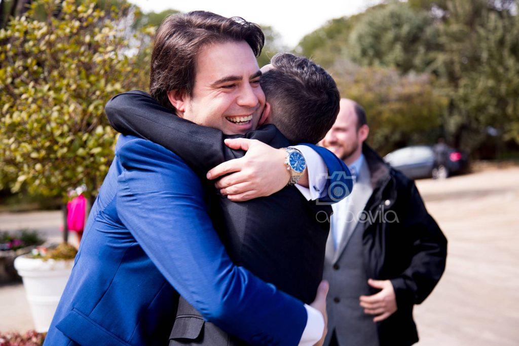 Fotografo de boda en Madrid