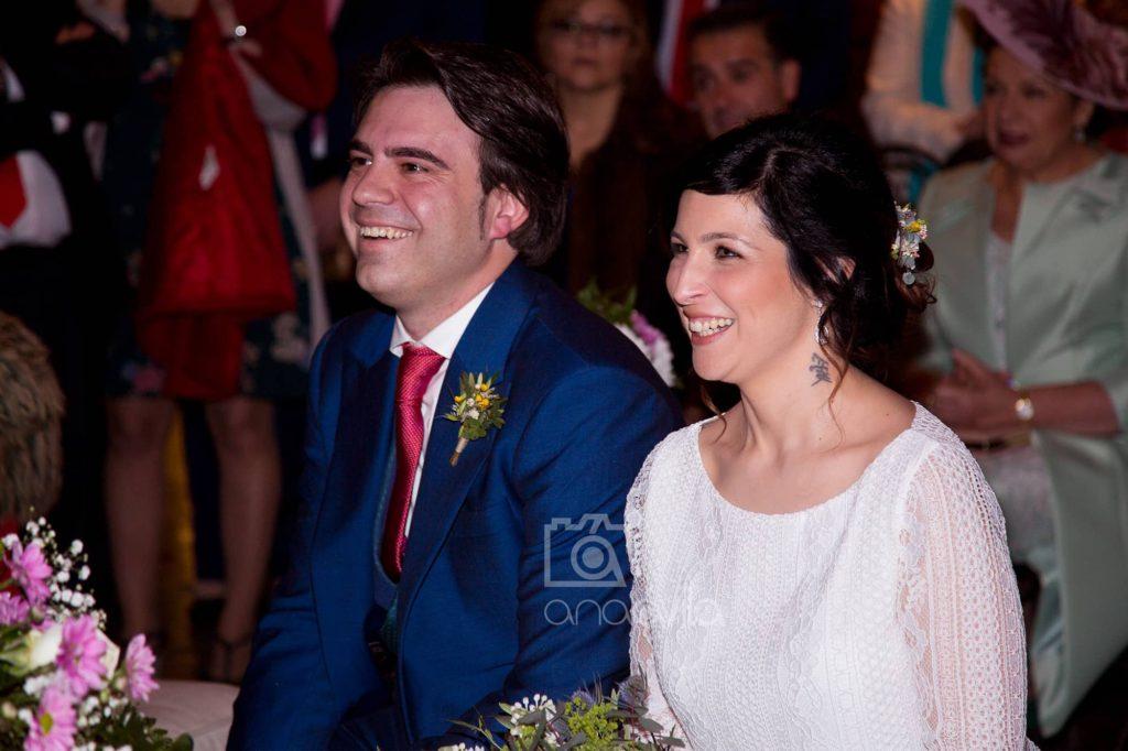 Fotografa de bodas en Madrid