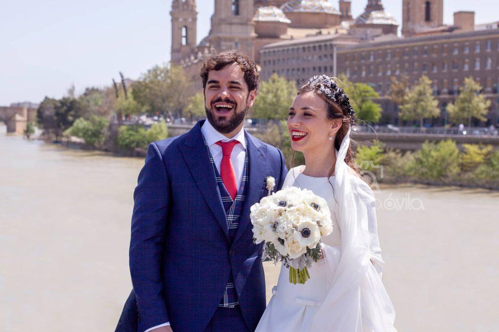 Fotos boda Zaragoza