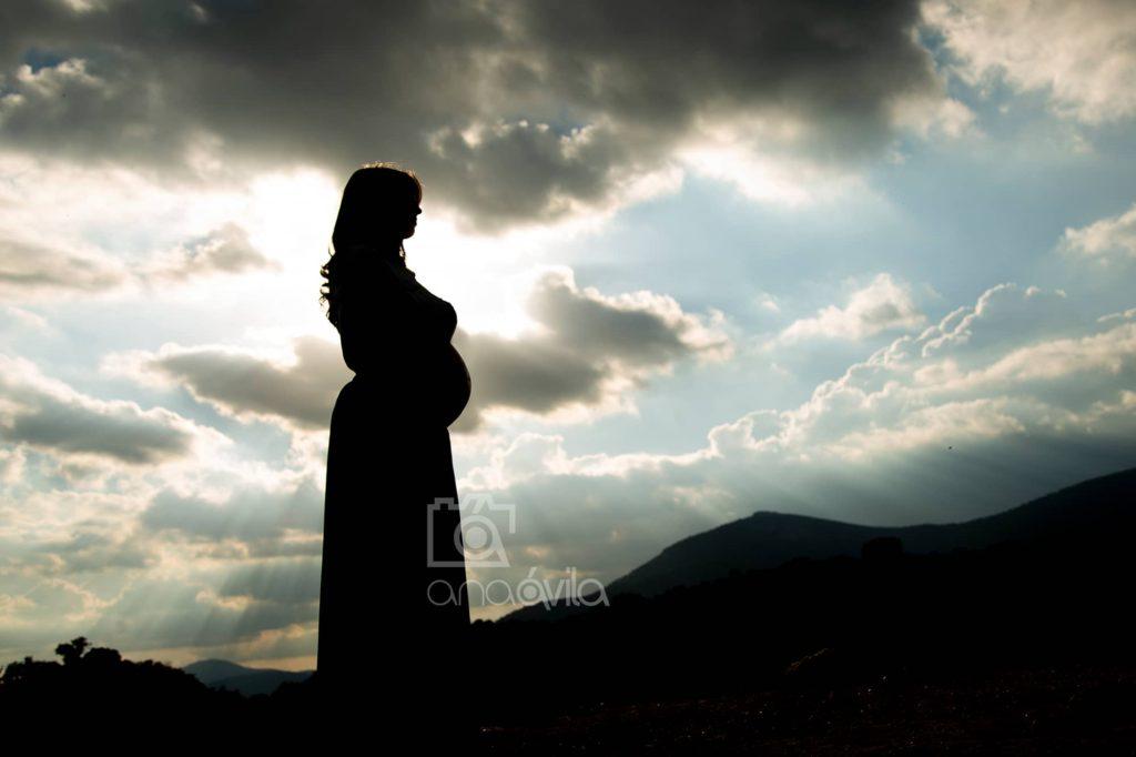 fotografía para embarazadas en madrid