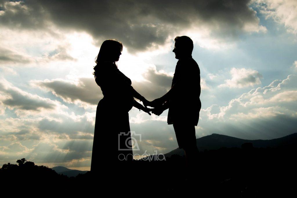 sesión fotográfica para embarazadas en madrid