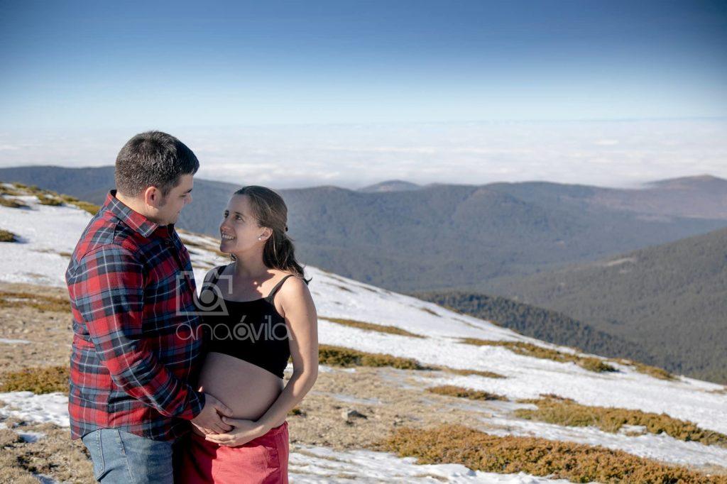 fotos de embarazo en madrid