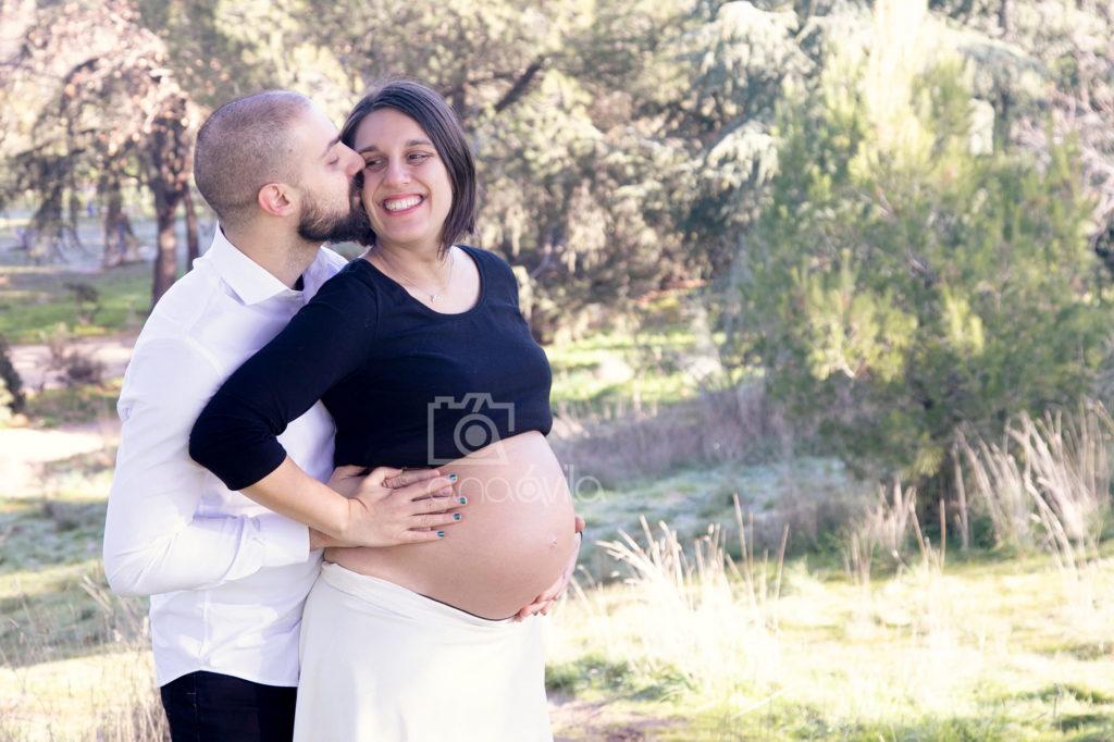 fotografía embarazadas exterior
