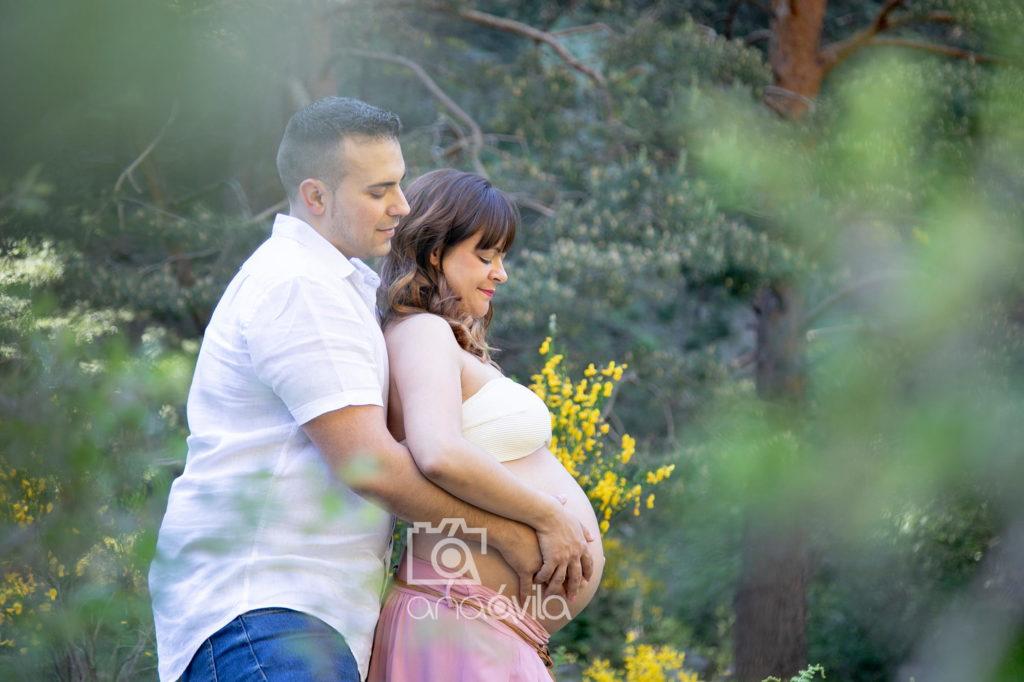 fotografías para embarazadas en madrid