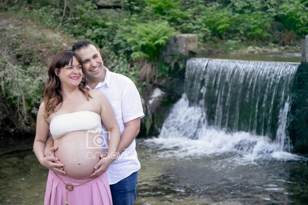 book de fotos de embarazo bonitas