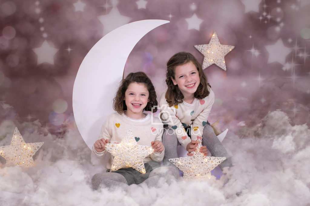 fotos de navidad de niños en madrid