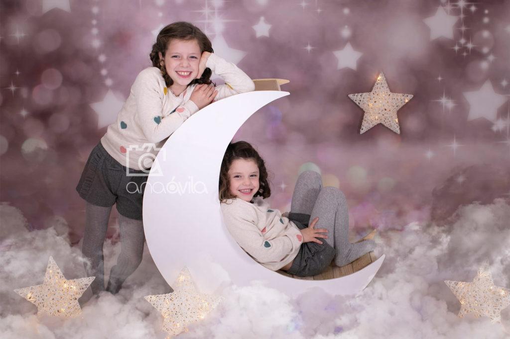 fotos de navidad de niños en mostoles