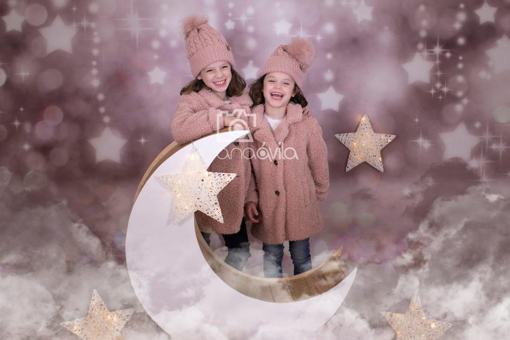 book de fotos de navidad de niños en madrid