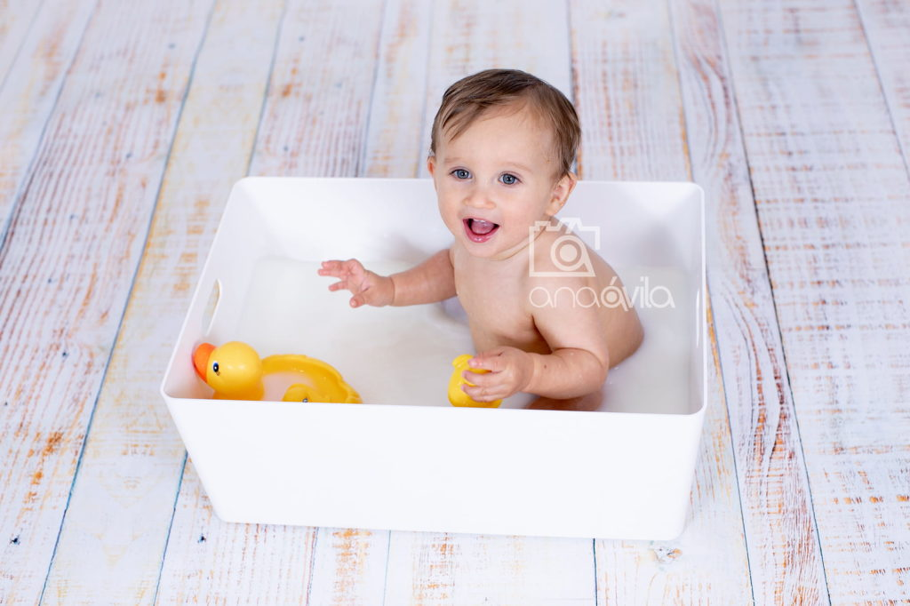 fotos bonitas de bebes en madrid sur