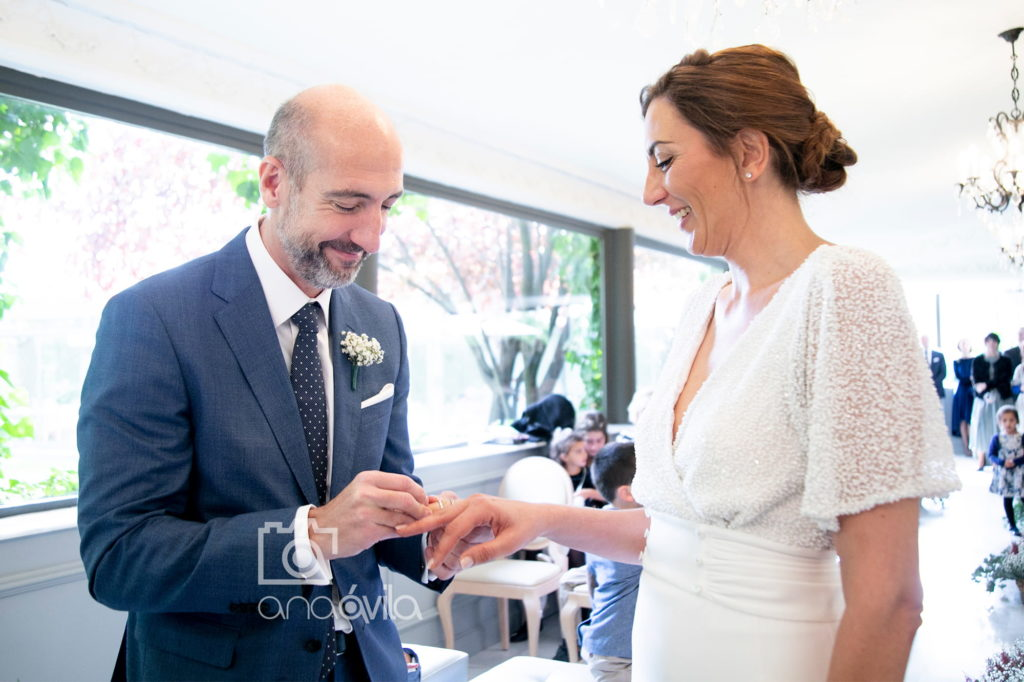 reportaje fotográfico de bodas en madrid sur