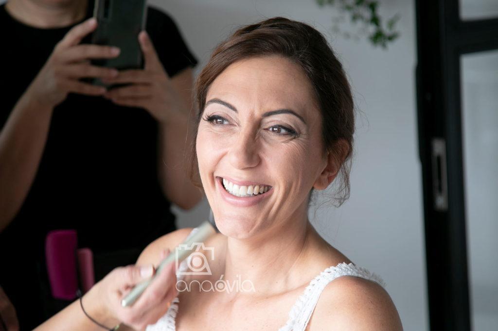fotografía de novias en mostoles