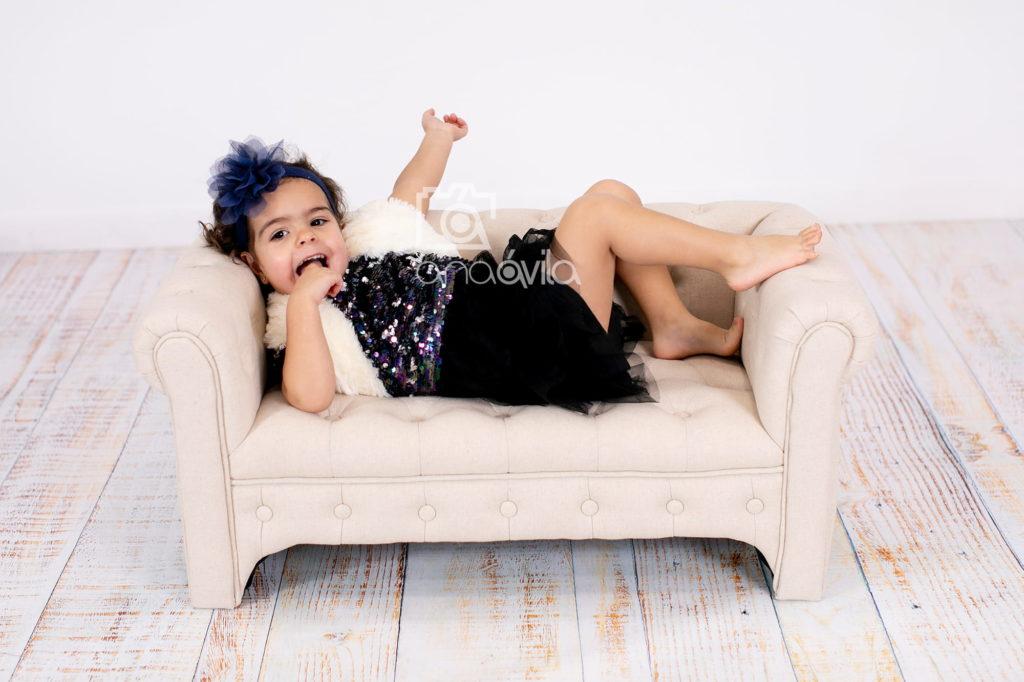 reportaje fotográfico de niños