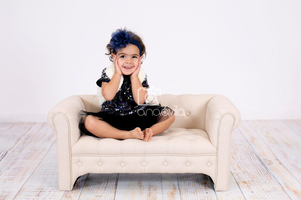 book de fotos infantil en madrid