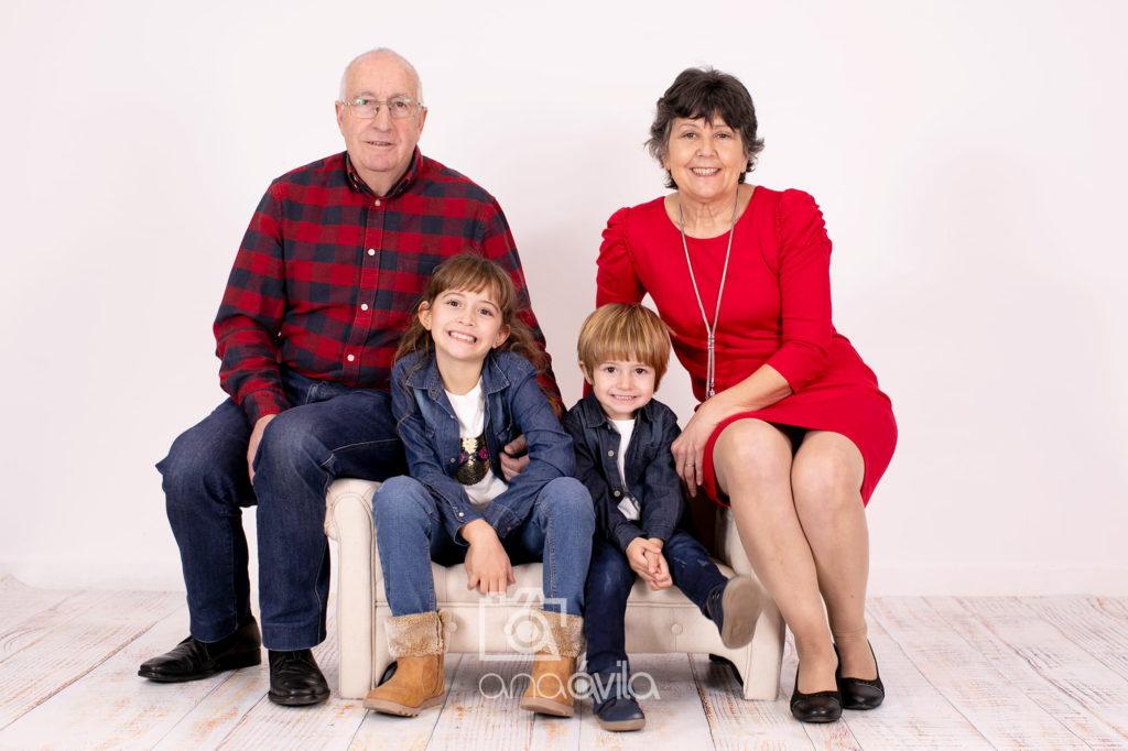 sesión de fotos en familia en alcorcón
