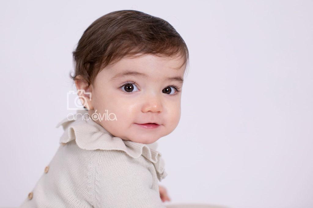 sesion de fotos para bebés en Madrid
