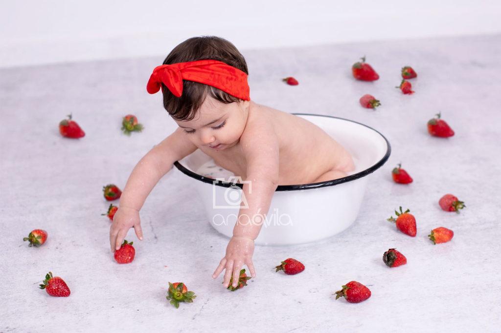 precios sesión de fotos bebés