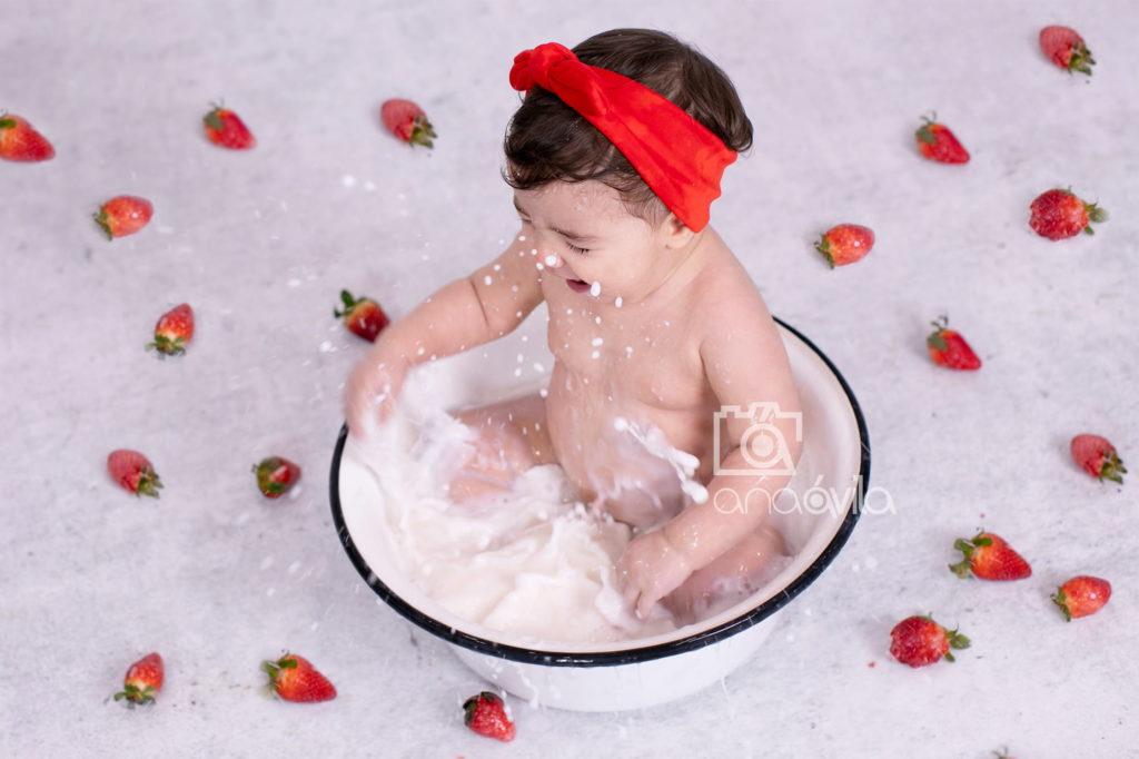 precio fotos bebés madrid