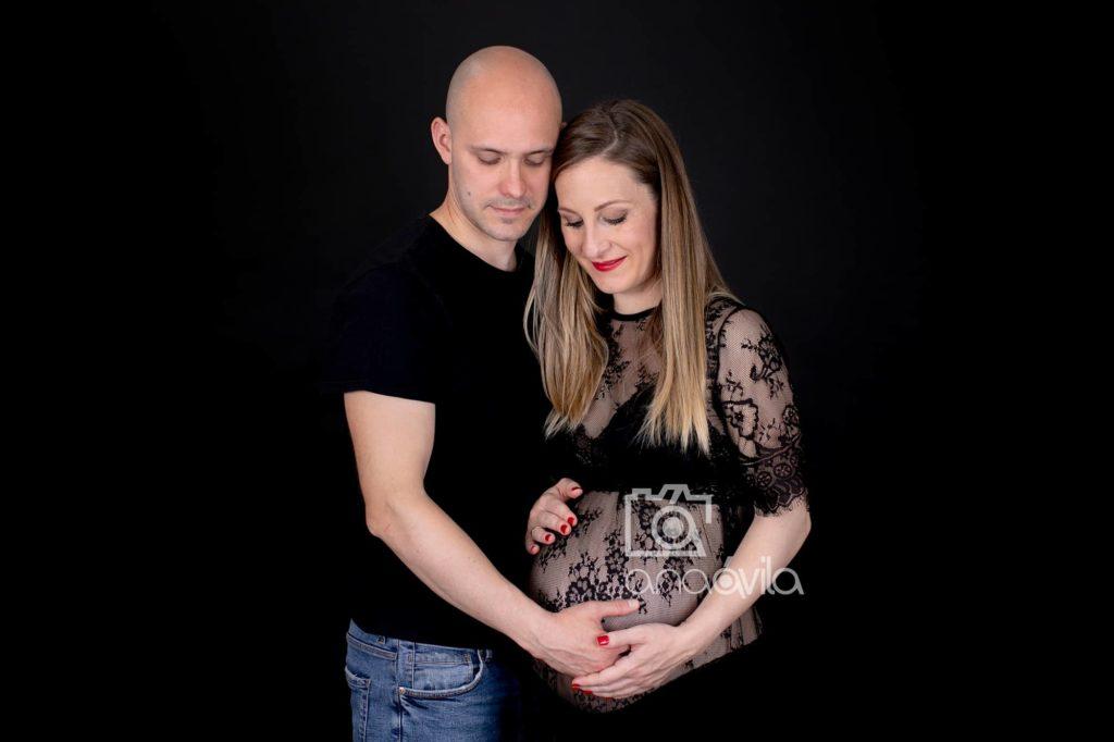 sesion fotografica embarazo madrid