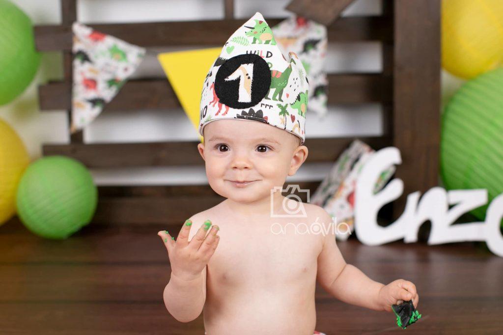 fotos primer cumpleaños madrid