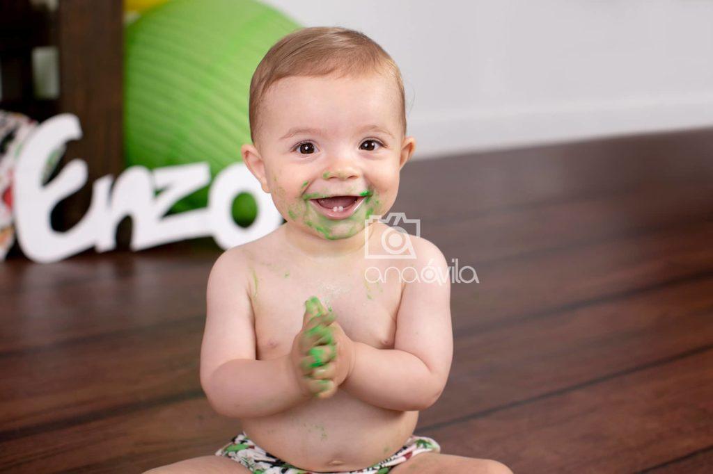 fotografia cumpleaños bebés