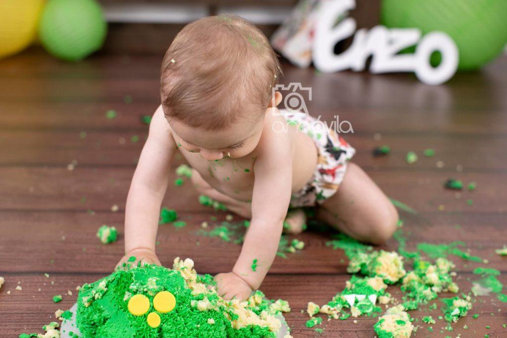 fotos cumpleaños bebés madrid