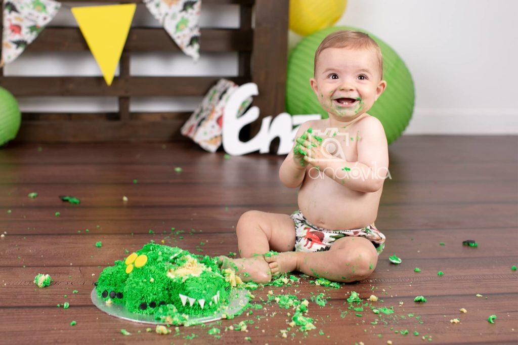 smash cake madrid