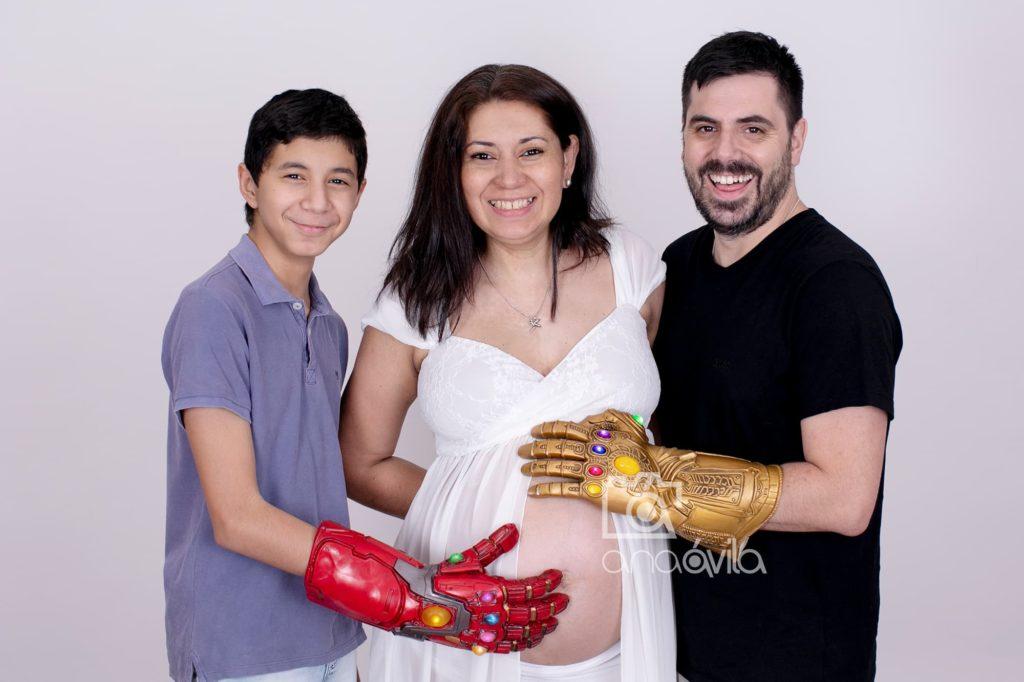 fotos embarazo originales