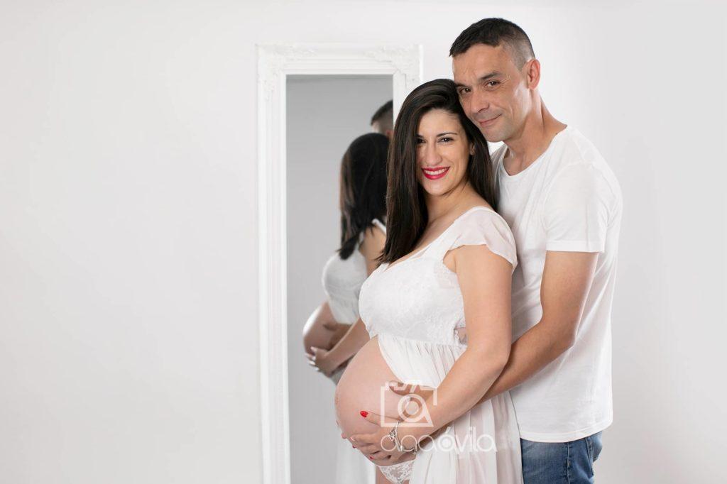 fotos embarazo alcorcón