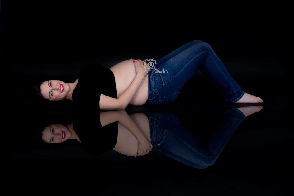 fotografia de embarazo en madrid