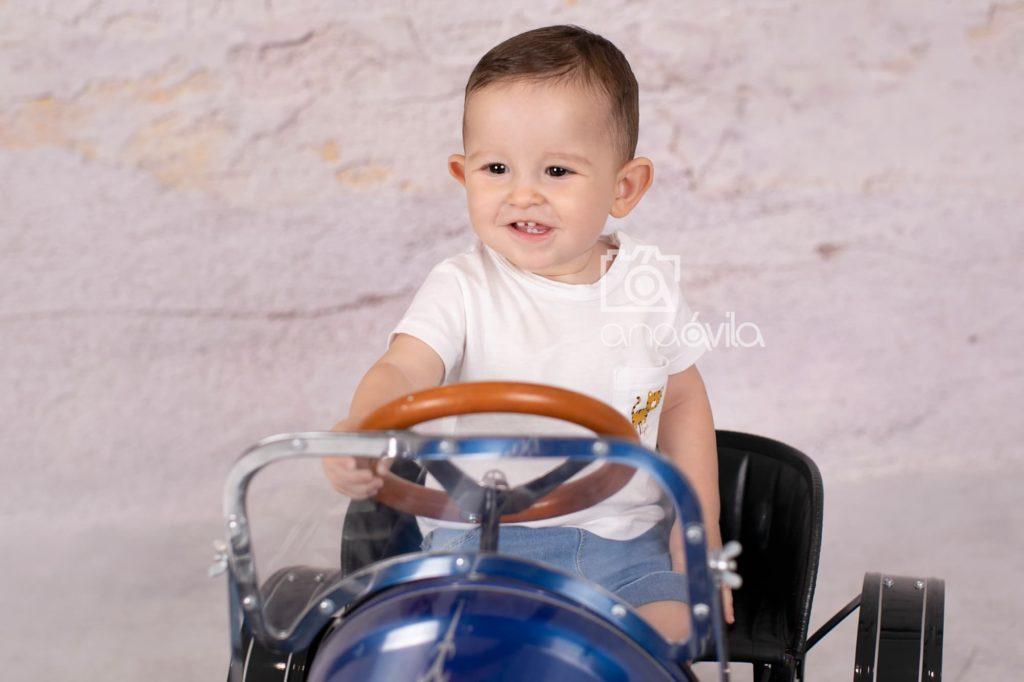 fotos bonitas de bebé en navalcarnero