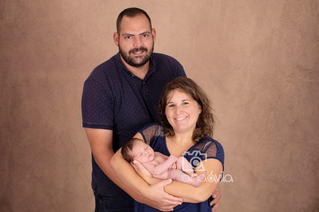 fotos recién nacido mostoles