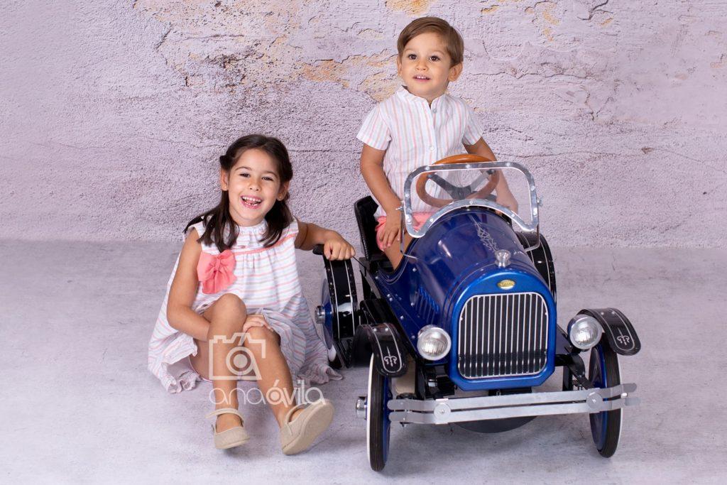 fotografía infantil navalcarnero