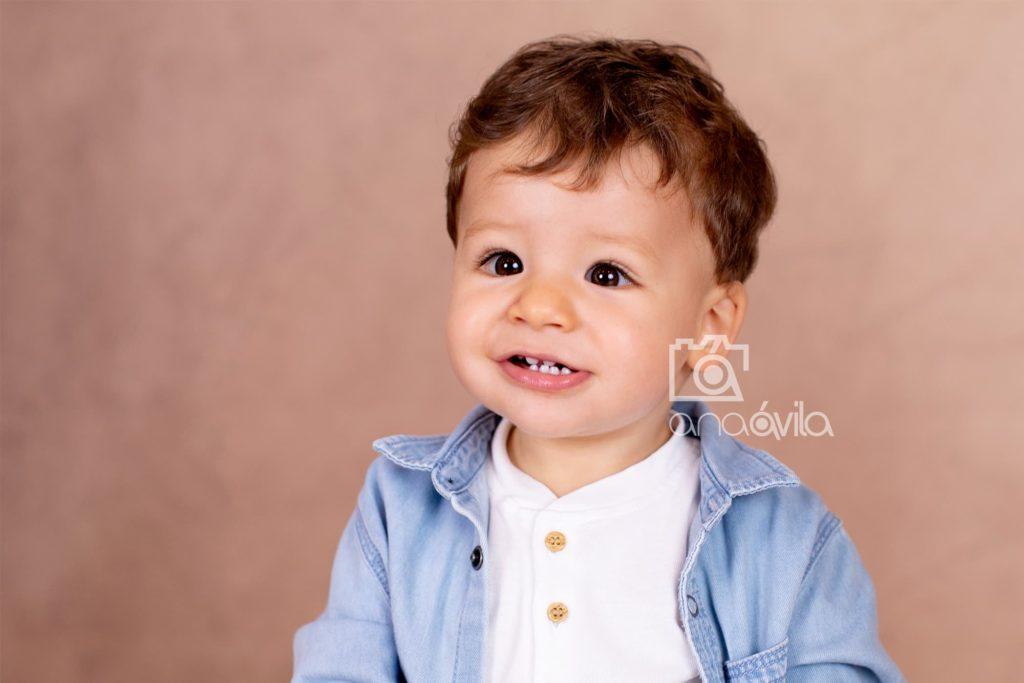 fotos bonitas de bebé fuenlabrada
