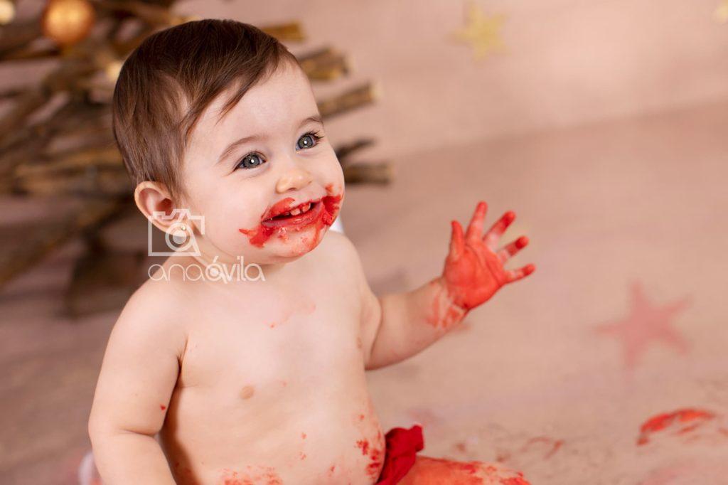 fotos de primer cumpleaños en fuenlabrada