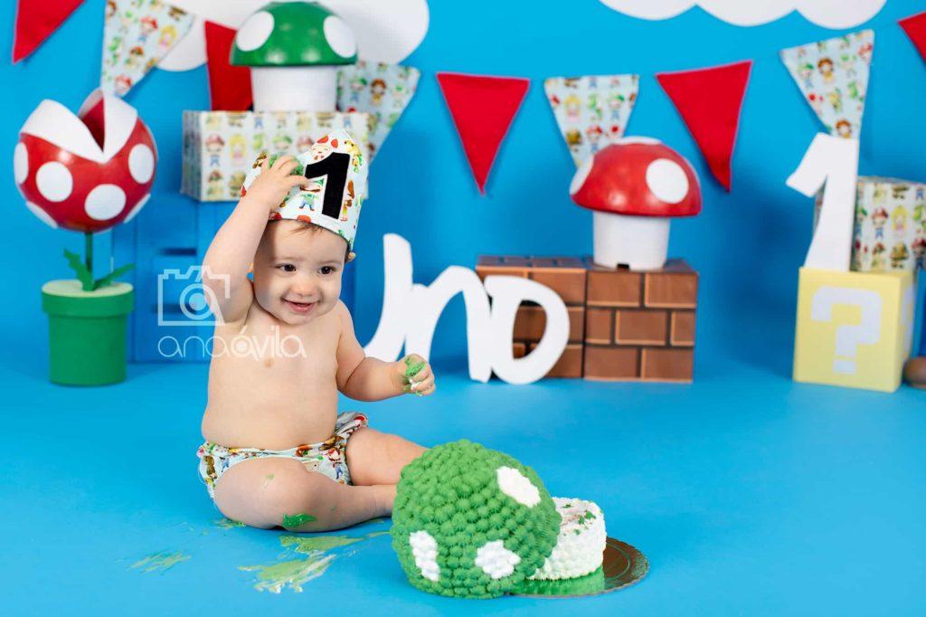 fotos cumpleaños personalizadas en loranca