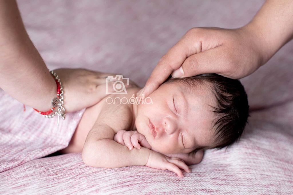 fotografia newborn mostoles