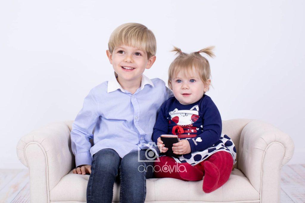 fotos bonitas de hermanos