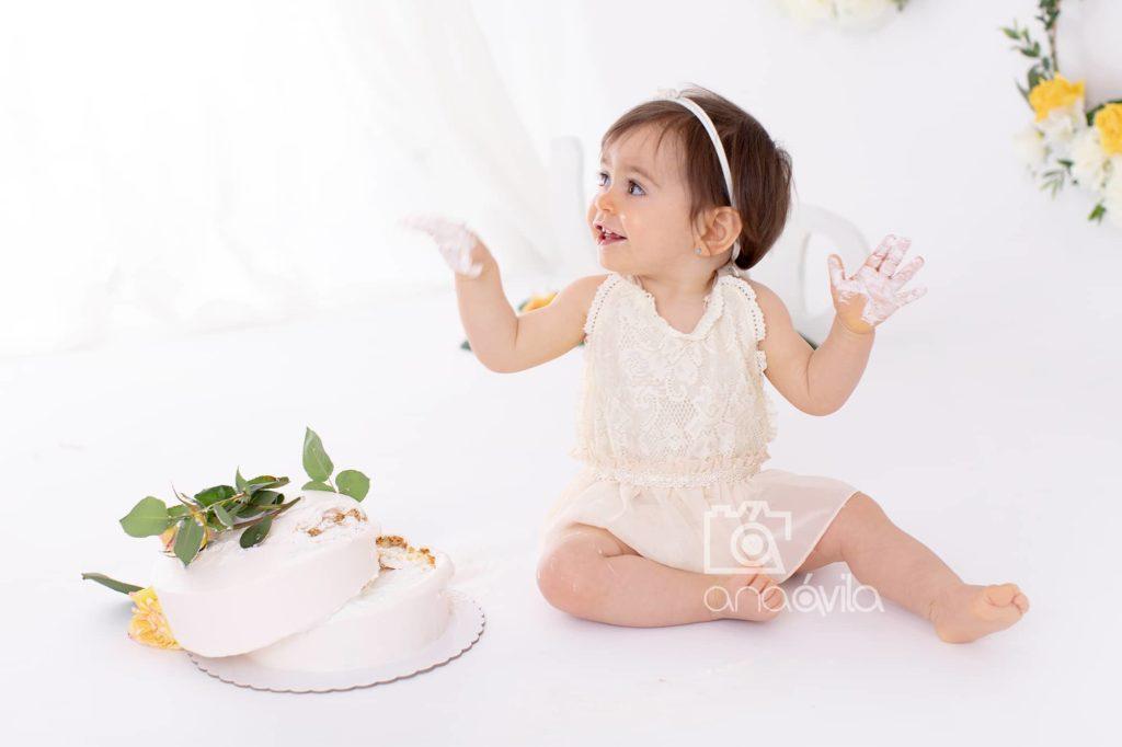 fotos bonitas de bebé en mostoles