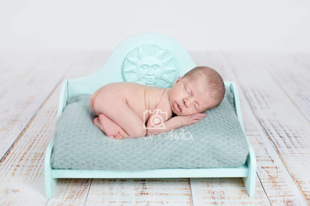 Qué es una sesión newborn