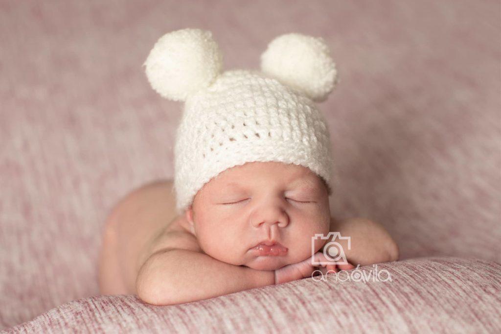Reportajes de recién nacido en Madrid