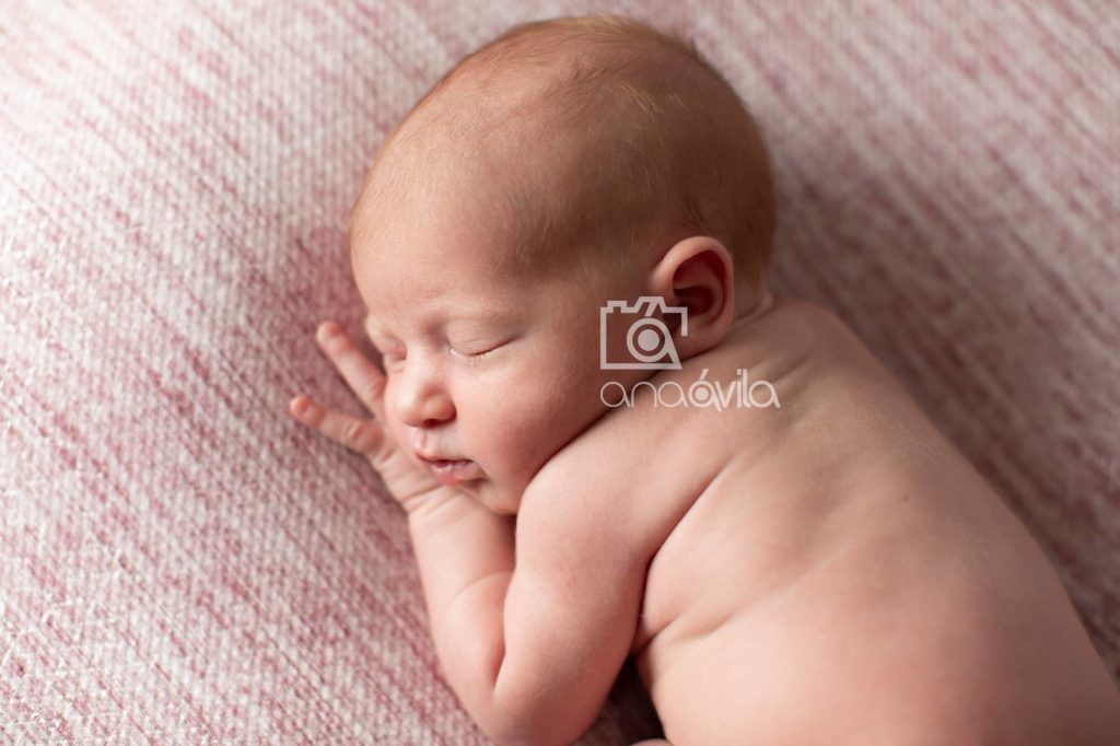 como hacer fotos a recien nacidos